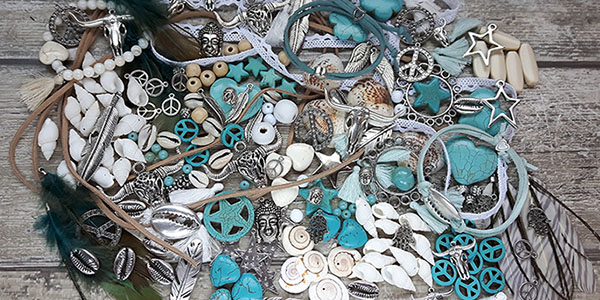 Wonderbaar BeadsXL - Groothandel in kralen, sieraden en onderdelen om zelf TG-54
